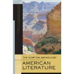 The Norton Anthology Of American Literature 詳細資料